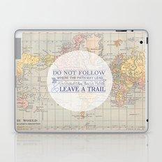 Do Not Follow  Laptop & iPad Skin