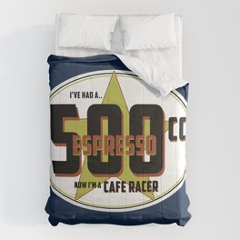 SRC Preparations Racecar Rebels: Cafe Racer Comforters