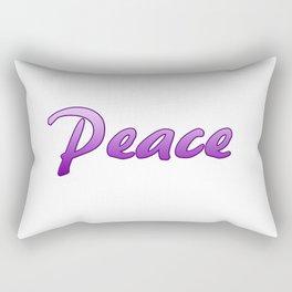 Inspiration Words Rectangular Pillow
