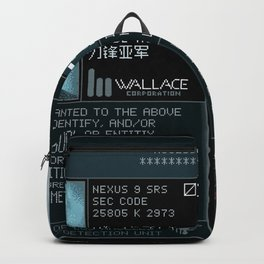 K D6-3.7 LAPD Detect Device Backpack