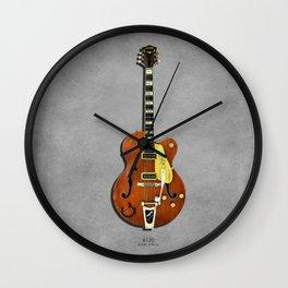 Gretch 6120 Chet Atkins Guitar Wall Clock