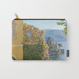 Varenna Vista, Lake Como Carry-All Pouch