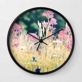 The Summer of Secrets Wall Clock