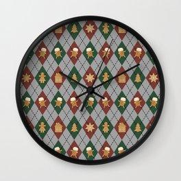 sugarcookies & spice Wall Clock