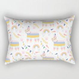 horses (1) Rectangular Pillow