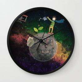 A little prince Wall Clock