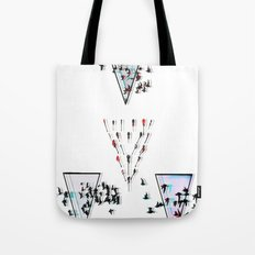 Bassed Dreams Tote Bag