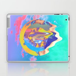 Psychedelic Clouds Laptop & iPad Skin