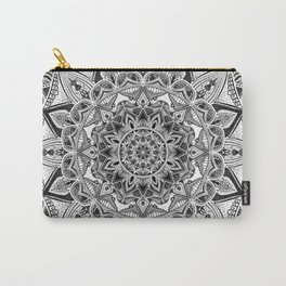 detailed mandala Carry-All Pouch