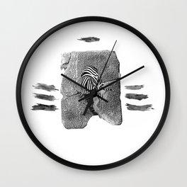 Gilgamesh & Vos Wall Clock