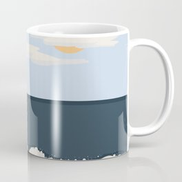 Private Beach 2 Coffee Mug