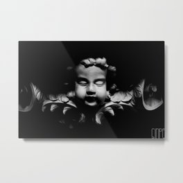 putto Metal Print