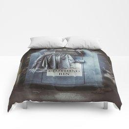 Judge Not Comforters