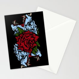 Polar Stationery Cards