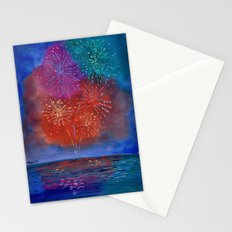 We Will Always Have Fireworks Stationery Cards