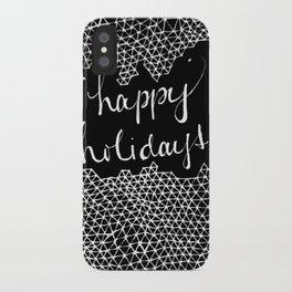 h.h. iPhone Case