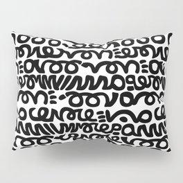 Haring Ish Pillow Sham