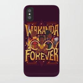 Women of Wakanda iPhone Case