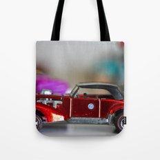 Vintage cars make me smile  Tote Bag