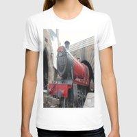 hogwarts T-shirts featuring Hogwarts Express by ShonaLLambert