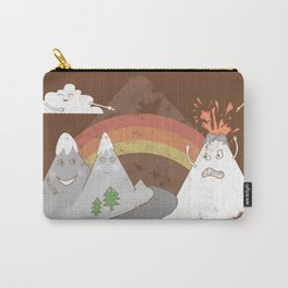 Volcano Fact Carry-All Pouch