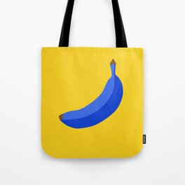 Blue banana Tote Bag