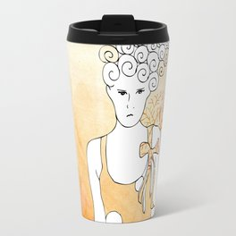 ordinary girl Travel Mug