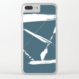 Flotsam and Jetsam Clear iPhone Case