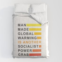 Socialist Power Grab Comforters