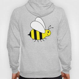 Bumble Bee Pattern Hoody
