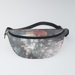 Abstract night Fanny Pack