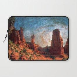 Van Goghs Sedona Vortex Laptop Sleeve