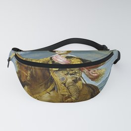 """Diego Velázquez """"Equestrian Portrait of Prince Balthasar Charles"""" Fanny Pack"""