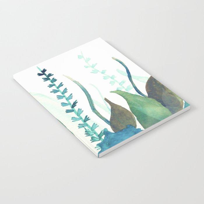 Botanical vibes 04 Notebook