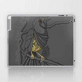 Mechanical bird Laptop & iPad Skin