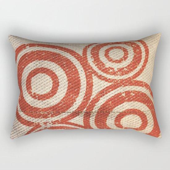 Hit the Target Rectangular Pillow