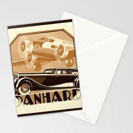 Automotive Art 377 Stationery Cards