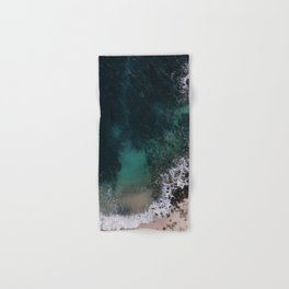 ocean blues Hand & Bath Towel