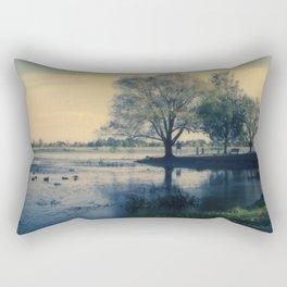 Lake Wendouree Rectangular Pillow