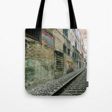Surreal Venice Tote Bag