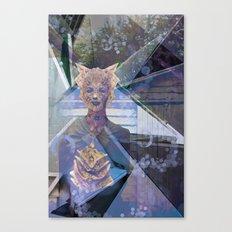 On the Edge of Pretty Canvas Print