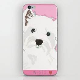 West Highland Terrier iPhone Skin