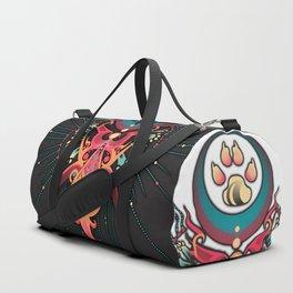 DreamCatcher-Wolf Spirit Duffle Bag