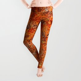 Rusted Surface Leggings