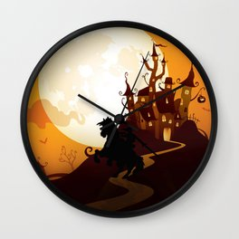 Zelda Link - Nightmare Wall Clock