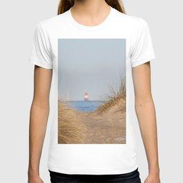 At the beach 10 T-shirt