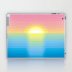 Sunset ~ strips Laptop & iPad Skin