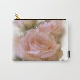 Love The Roses Carry-All Pouch