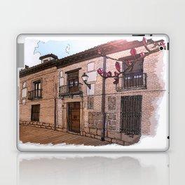 Sweet Home Alcalá Laptop & iPad Skin