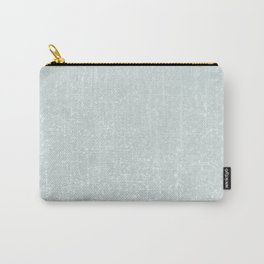 Light Green Pattern #2 #Granite #Speckles #decor #art #society6 Carry-All Pouch